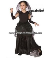 (ข อ ง ห ม ด ค่ะ) ชุดฮาโลวีนเด็ก ชุดฮัลโลวีน HALLOWEEN sizeM ขนาดเด็กอายุ 7-9 ขวบ