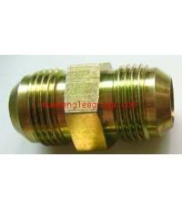 ยูเนี่ยน ทองเหลือง ขนาด 1/4นิ้ว