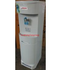 ตู้น้ำเย็นพลาสติก แบบตั้งพื้นใช้ขวดคว่ำ 1 หัวก๊อก ยี่ห้อ \'KINXONS\' รุ่น CS121103 ดีไซน์ใหม่ ใหญ่ ส