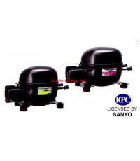คอมเพรสเซอร์ ตู้เย็น C-QN 77L5D 1/10HP R134a (SANYO license)