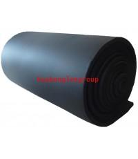 ยางแผ่น ชนิดม้วน \'AEROFLEX\' ขนาด 4ฟุต x 50ฟุต x 3/8นิ้ว (10mm.)