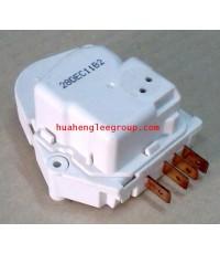 ไทม์เมอร์ พาราก้อน ขาว ตู้เย็นโนฟรอส 1/2HP 10Amps 220V/50Hz (นาฬิกา ตู้เย็นโนฟรอส)