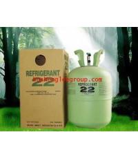 น้ำยาทำความเย็น R22 (ลูกค้านำถังมาเติมที่ร้าน)
