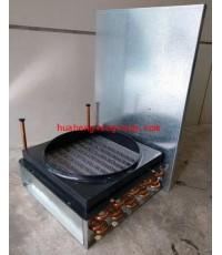 รังผึ้งระบายความร้อนสำหรับตู้แช่ ขนาด 3 แถว (อลูมิเนียม)