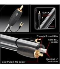 Subwoofer Cable AUDIOQUEST : SUB-A (3.0M)