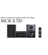 ชุดเครื่องเสียง Micro Component System YAMAHA รุ่น MCR-E320
