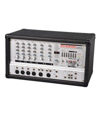 เพาเวอร์มิกเซอร์(Power Mixer) PHONIC รุ่น Powcrpod 620 Plus  ติดต่อ 085-6686600