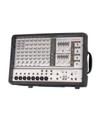 เพาเวอร์มิกเซอร์(Power Mixer) PHONIC รุ่น Powcrpod 865 Plus