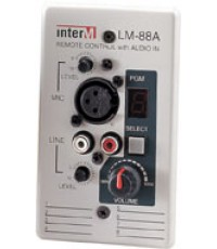 มิกเซอร์(Mixer) INTER-M รุ่น LM-88A ติดต่อ 085-6686600