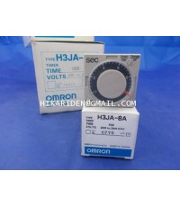 OMRON H3JA-8A 10S 200to240VAC ราคา 600 บาท