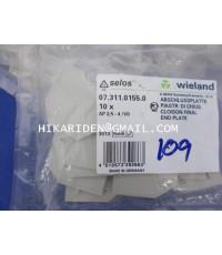 Wieland 07.311.0155.0 AP 2,5-4 /V0 ราคา 15 บาท