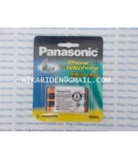 Panasonic HHR-P104A/1B 3.6V 830 mAh ราคา 500 บาท