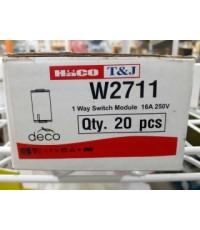 HACO TJ W2711 ราคา 50 บาท