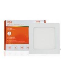 A02501 FSL LED SQUARE PANEL LIGHT 9W