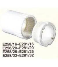 A03601 CLIPSAL E258/32 + E281/32
