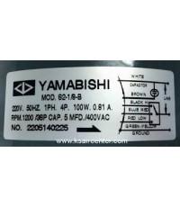 A00926 YAMABISHI PSC MOTOR B1-1/8-KA