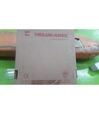 HELUKABLE H05 V-K 0.5MM2 RED 100M