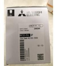 MITSUBISHI CP30-FA 3P 20A 100-200V 30MA W ราคา 3720 บาท
