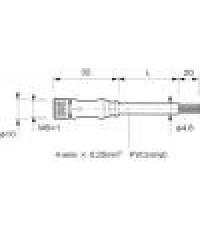OPTEX M84CN-10S ราคา 955 บาท