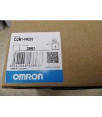 OMRON CQM1-PA203 ราคา 3000 บาท