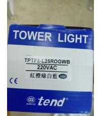 TEND TPTF5-L25ROGWB 220VAC ราคา 2600 บาท