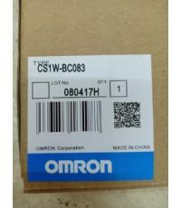 OMRON CS1W-BC083 ราคา 3100 บาท