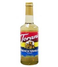 น้ำเชื่อมโทรานิ กลิ่นเฟร้นช์ วานิลา 750 มล.