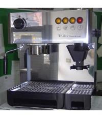 เครื่องชงกาแฟ TRIESTE COMBI DELUXE INOX  (ทรีสตี้ คอมไบ ดีลักซ์ ไอนอกซ์)made in italy