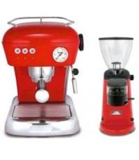 เครื่องชงกาแฟ ASCASO DREAM +เครื่องบดกาแฟ I2D
