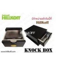 กล่องไม้เคาะกากกาแฟ knock box