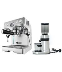เครื่องชงกาแฟ Breville BES820+WPM-ZD15