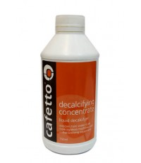 Cafetto decalcifying concentrate liquid decalcifyer 750 ml