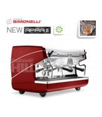 เครื่องชงกาแฟ Nuova Simonelli APPIA II V2G RED
