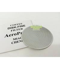 แผ่นสแตนเลสกรองสำหรับ Aeropress [Filter AeroPress]
