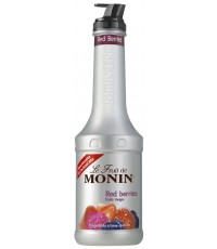 MONIN  Fruit Mix Red Berries 1L