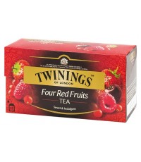 TWININGS Four Red Fruits Tea