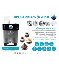 BINGSU MR.Snow รุ่น W-250