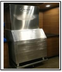 เครื่องผลิตน้ำแข็ง Brema Model : VM500 A-Q