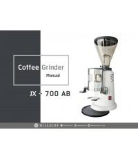 เครื่องบดกาแฟ JX - 700AB