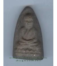 หลวงปู่ทวด วัดช้างให้ พิมพ์เตารีด เนื้อว่านหลังเม็ดเงิน  รุ่นกฐินปี ๒๕๕๒ อ.นอง ปลุกเสก
