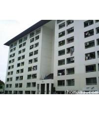 คอนโดซิตี้วิลล่า ลาดพร้าว126 อาคารจี2 ชั้น 3 บางกะปิ กทม. เนื้อที่ 32.88 ตร.เมตร