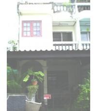 ทาวน์เฮ้าส์ 3 ชั้น ซอยศิริชัย1 จ.นนทบุรี เนื้อที่ 31 ตร.วา บ้านพร้อมอยู่ ใกล้กระทรวงสาธารณะสุข