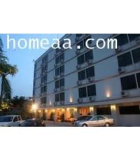 อพาร์ทเม้นท์ 7 ชั้น ใจกลางเมืองเชียงใหม่ จ.เชียงใหม่ เนื้อที่ 374.20 ตร.วา สภาพสวย