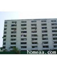 คอนโดศรีเมืองแมนชั่น ถนนนวมินทร์ เนื้อที่ 37.40 ตร.เมตร ชั้น 8 สภาพพร้อมอยู่