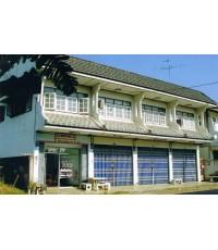 ทาวน์เฮ้าส์ 2 ชั้น (4 ห้องติดกัน) ซ.แสงชูโต22 อ.เมือง จ.กาญจนบุรี เนื้อที่ 63 ตร.วา