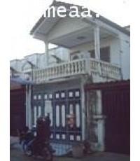 ทาวน์เฮ้าส์ 2 ชั้น หมู่บ้านมณฑลฑีฆะเวศน์ ถนนสายไหม เนื้อที่ 20 ตร.วา บ้านพร้อมอยู่