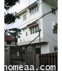 บ้านเดี่ยว 3 ชั้น ซ.เสนานิคม1 (เสนา101) เนื้อที่ 44 ตร.วา บ้านสวยพร้อมอยู่ เดินทางสะดวก