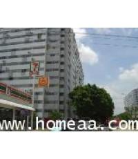 คอนโดมิเนียม ป็อปปูล่า อาคารT6 ถ.แจ้งวัฒนะ(เมืองทองธานี) เนื้อที่ 28.40 ตร.ม. สภาพสวย