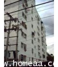 คอนโดมิเนียม บี.ซี.คอนโดเทล ลาดพร้าว127 ชั้น7 อาคาร1 เนื้อที่ 26.46 ตร.ม. สภาพพร้อมอยู่
