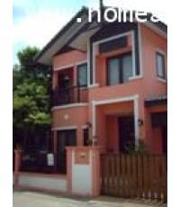 บ้านแฝด 2 ชั้น หมู่บ้านบ้านฟ้าปิยรมย์ เฟส6 ลำลูกกาคลอง6 เนื้อที่ 39 ตร.วา ซ.6 พร้อมอยู่